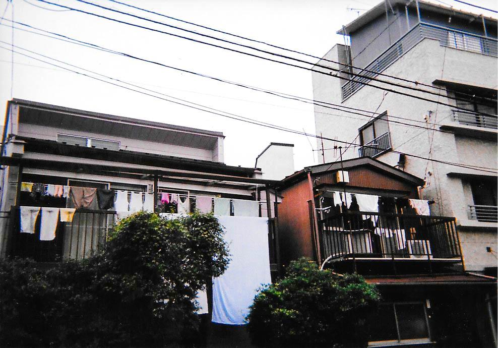 Small streets 2015-09 Tokyo, Minami Aoyama Fujicolor 1600 Hi-speed