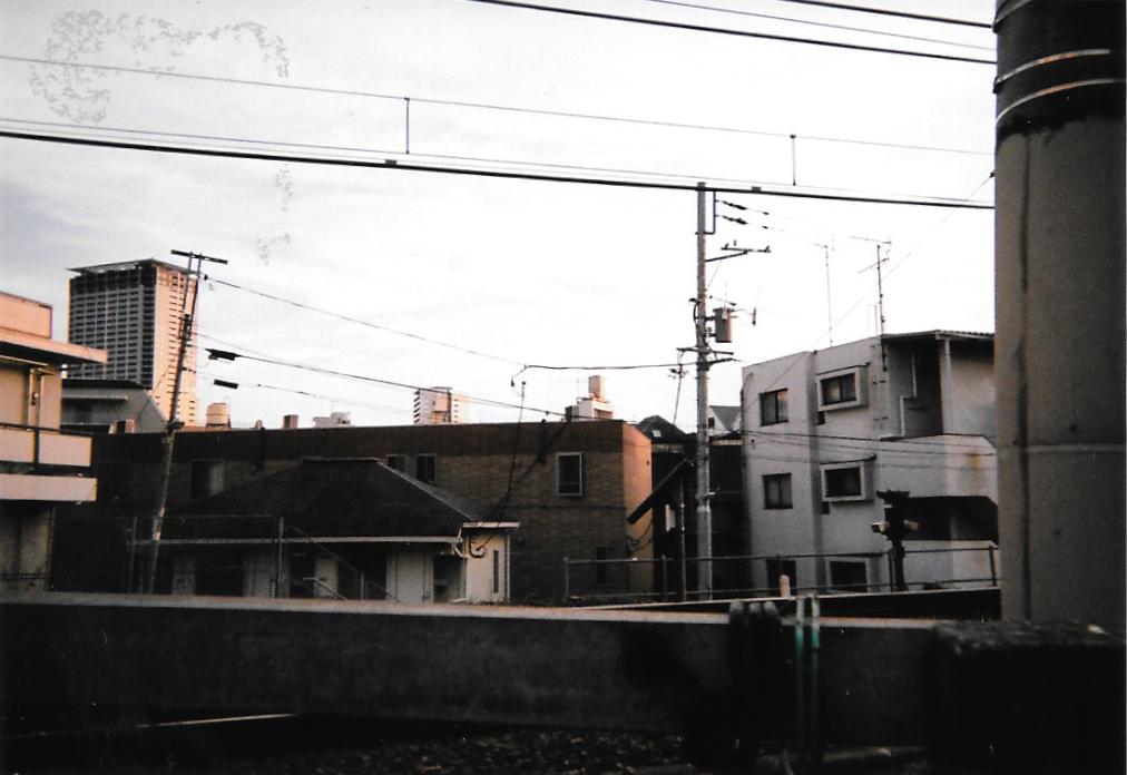 Lines 2015-09 Tokyo, Shibuya Fujicolor 1600 Hi-speed