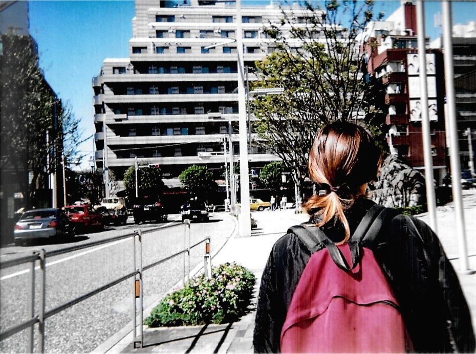 Laurene  2015-10 Tokyo, Roppongi  Fujicolor 1600 Hi-speed